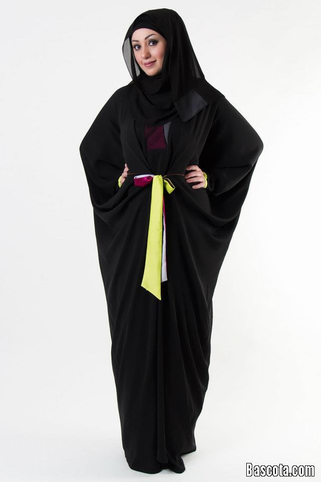 صورة عبايات كشخه اماراتيه
