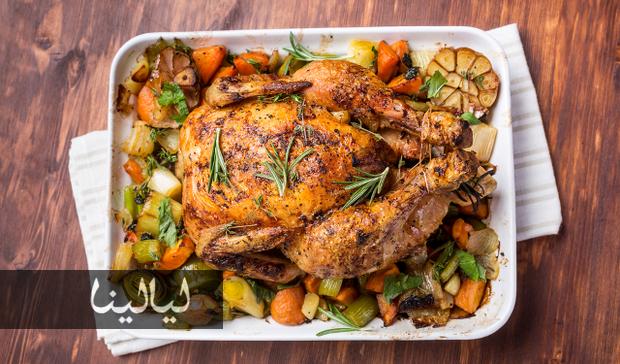 صورة وصفات اطباق الدجاج