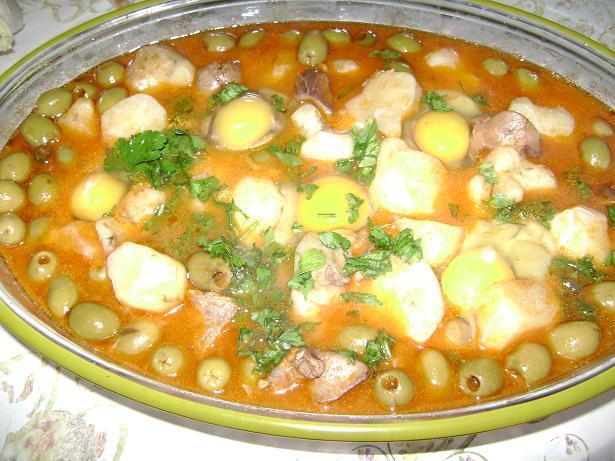 صورة طبخ رمضان جزائري