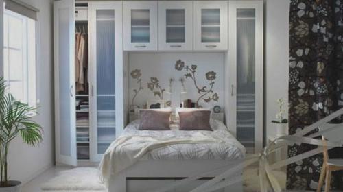 صورة مساحات غرف اطفال صغيره , اشكال غرف نوم صغيرة