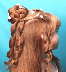 صور احدث قصات الشعر للاطفال
