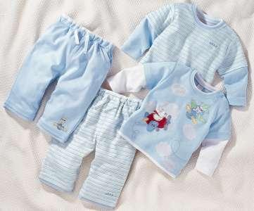 بالصور ملابس حديثي الولادة للاولاد 20161006 191