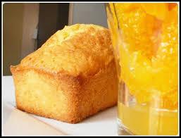 صورة طريقة عمل كيكة البرتقال بالميرندا