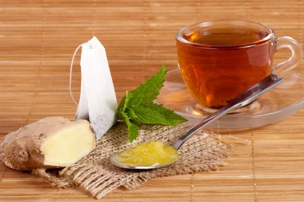 صورة الشاي بدون سكر