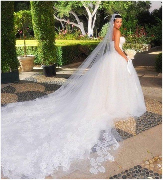 صورة اغلى 15 فستان الزفاف في العالم