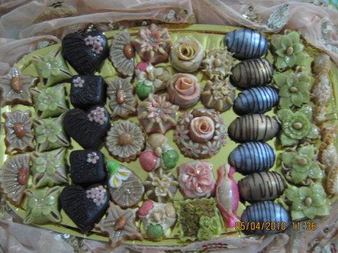صورة حلويات جزائرية للعيد 2020