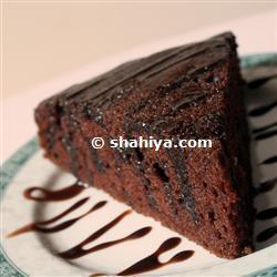 صور طريقة عمل صوص الشوكولاته بالنسكويك