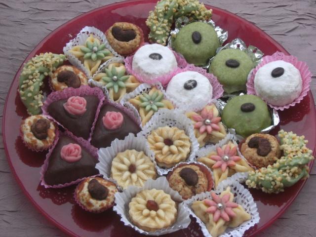 صور حلويات جزائرية للاعراس
