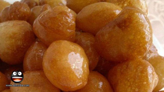 صورة ملف كامل عن الحلويات المقلية بالزيت