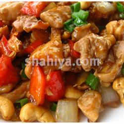صور دجاج صيني بالخضار