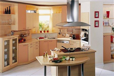 صورة ازياء مطبخ حديثه وجميله