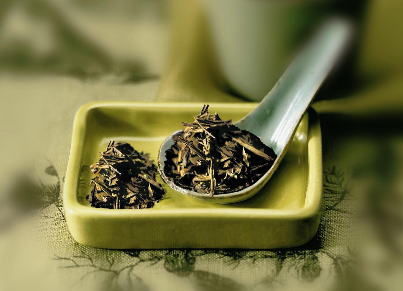 صورة طريقة عمل الشاي الاخضر للتنحيف