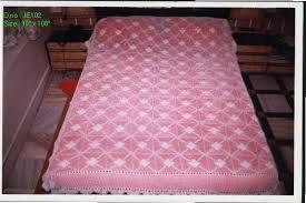 صورة كروشيه مفارش سرير