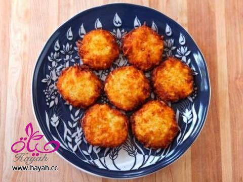 صورة طريقة البطاطس البوريه المقلية