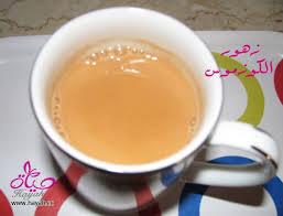 صورة طريقة عمل الشاي بالحليب البودرة