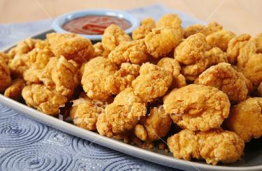 صورة طريقة عمل بوب كورن الدجاج
