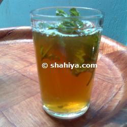 صورة طريقة عمل الشاي الصيني الاخضر