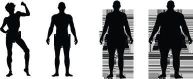 صورة كيفية حساب الوزن المثالي مع الطول