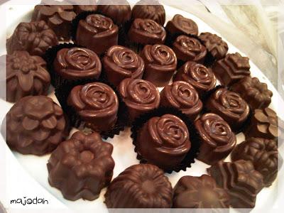 صور قاطو الشوكولا السيلكون