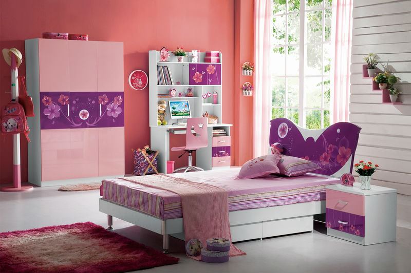 صورة اثاث غرفة النوم للاطفال