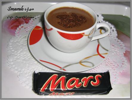 صور قهوة المارس سهلة ولذيذة