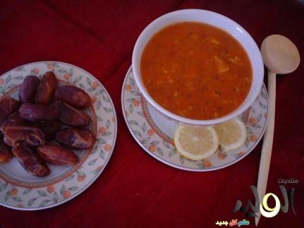 صورة اطباق جزائرية رمضانية بالصور