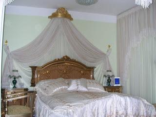 صورة احدث اشكال تاج السرير