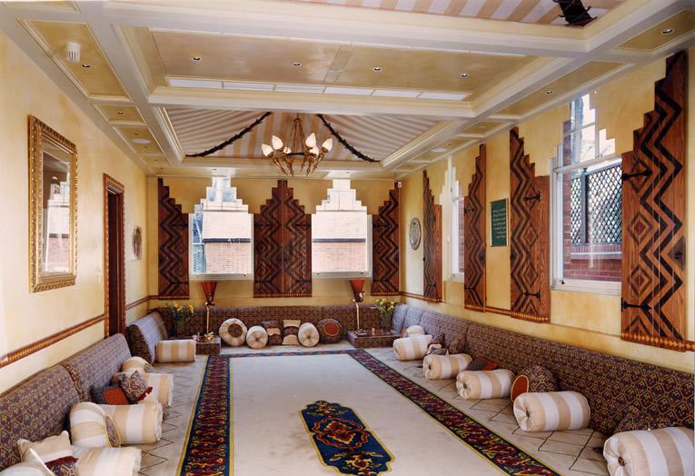 صورة غرفة قعدة عرب