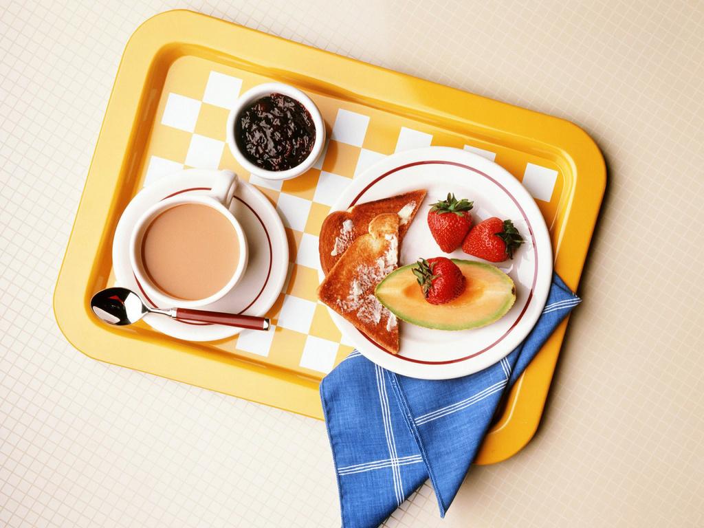 صورة افطار منال العالم