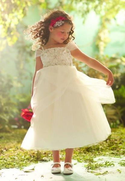 صورة اجمل فساتين للاطفال