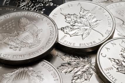 صور رؤية الفضة في المنام