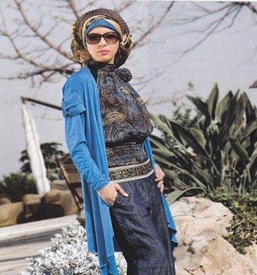 صورة ستايل حجاب جميلة جدا