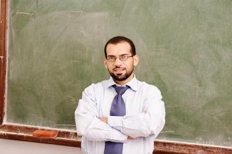 صور ابيات عن المعلم