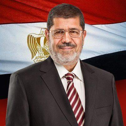 صورة اخر صور الرئيس مرسي