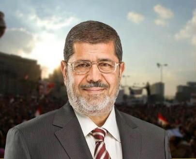 صور اخر صور الرئيس مرسي