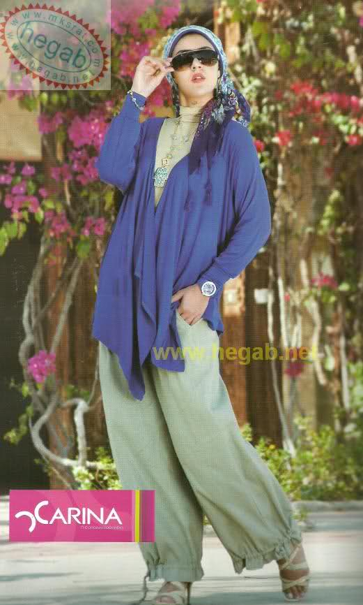 صورة صور من مجلة حجاب فاشون 