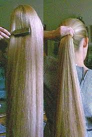 صورة الزيت الذي يطول الشعر