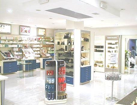 صورة ديكور محلات تجارية