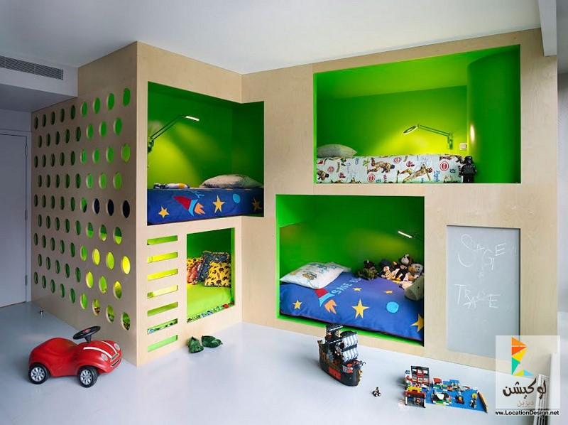صورة غرف نوم خشب ماليزي