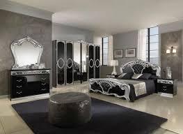صورة غرف نوم سوداء