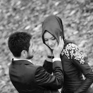 صورة فتيات محجبات مع حبيبهم