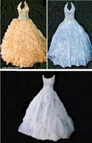 صورة فساتين زفاف للقصيرين
