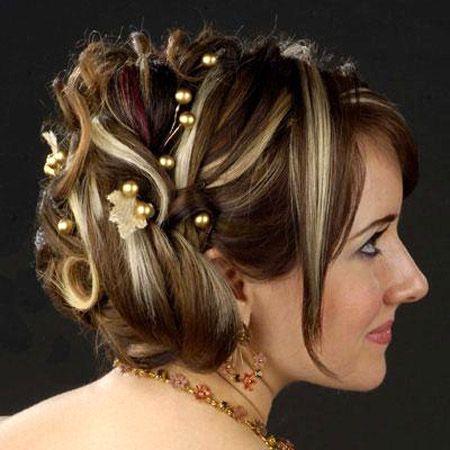 صور انواع تسريحات الشعر