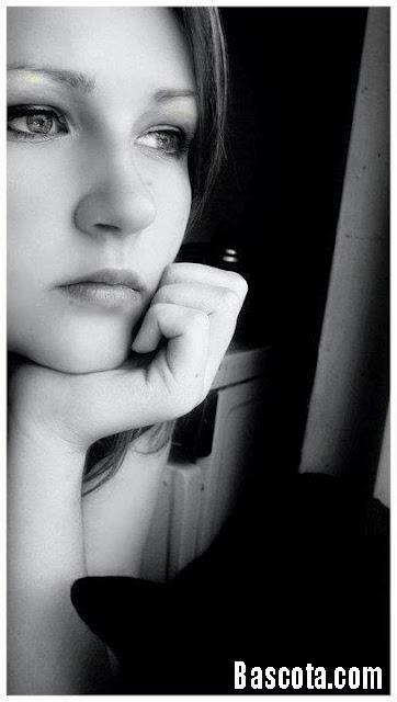 صورة فتاة حزينة صور