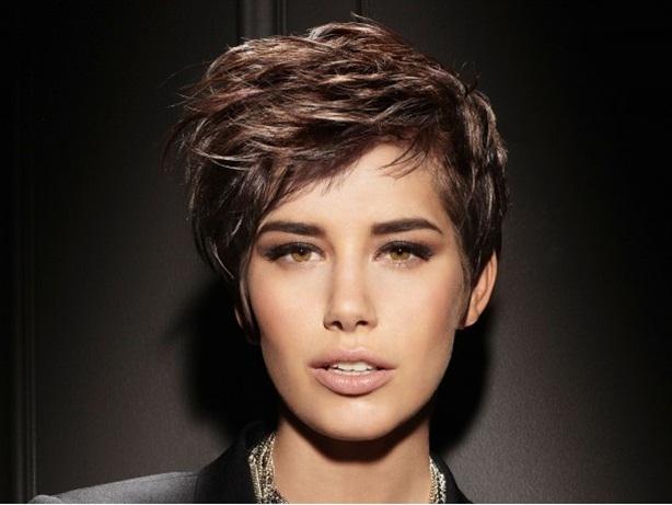 صورة تسريح شعر قصير